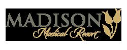 www.madisonmedicalresort.com Logo