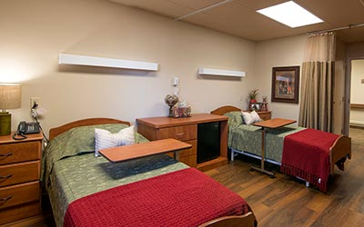 Traymore shared room