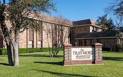 Traymore Nursing Center location exterior