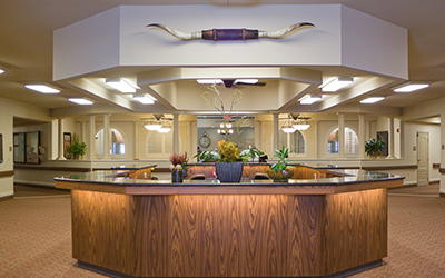 Madison lobby