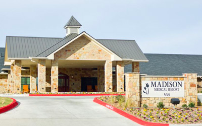 Madison Medical Resort location exterior